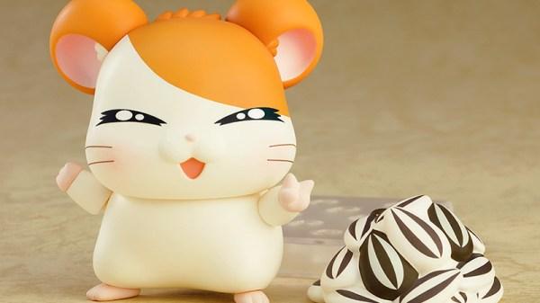 Nendoroid nyheder 29 april 2021: Cinderella, Hamtaro, Helltaker, Persona 5, Rurouni Kenshin