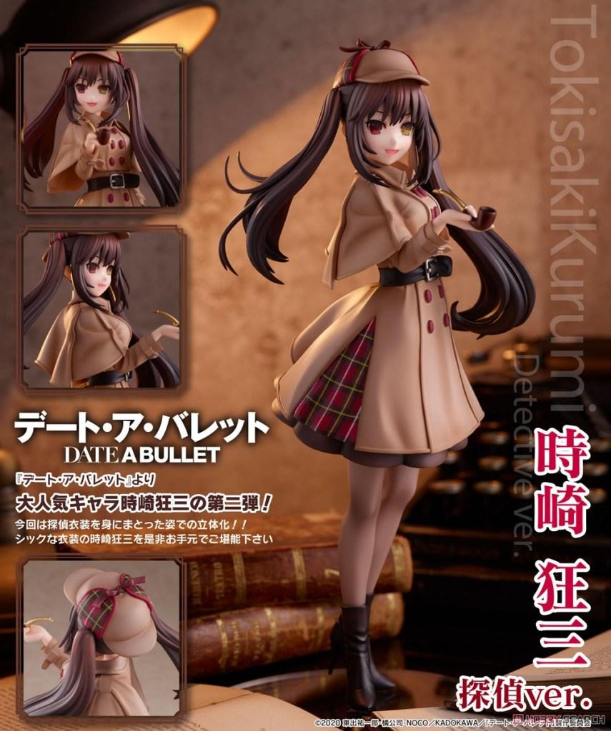 Date A Bullet Kurumi Tokisaki Detective Ver.