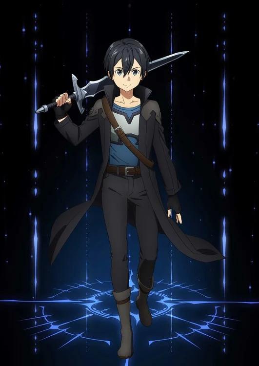 Sword Art Online the Movie -Progressive- Aria of a Starless Night - Kirito
