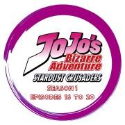Stardust Crusaders - Season 1 - Episodes 16 to 20