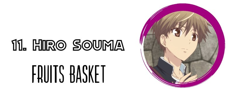 Fruits Basket - Hiro