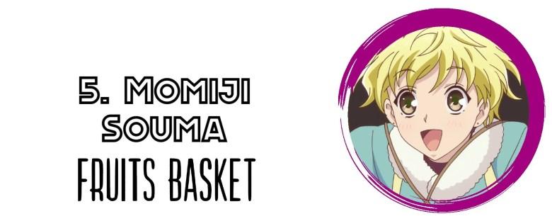 Fruits Basket - Momiji