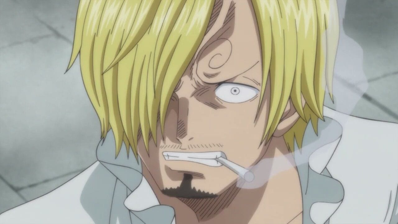 One Piece Why Was Sanji Shocked At The End Of Chapter 996 Animehunch