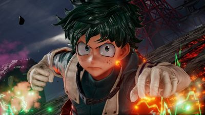 Deku Jump Force