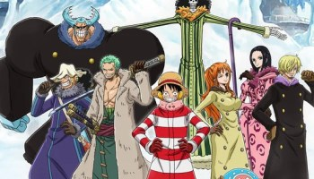 One Piece Anime's English Dub Returns With Digital Release