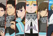 Fire Force   Season 2 Trailer   Anime Season 2 coming in July