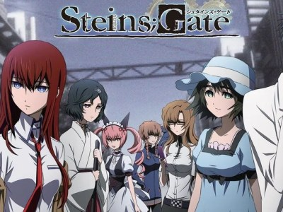 Stein's Gate Anime Review