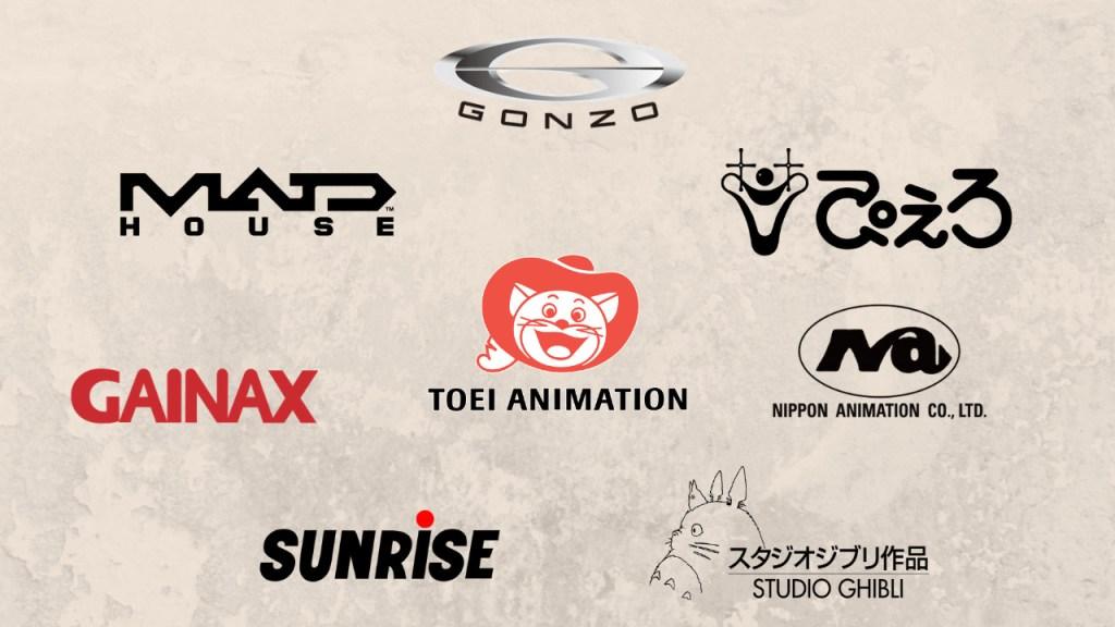 Anime Production Studios
