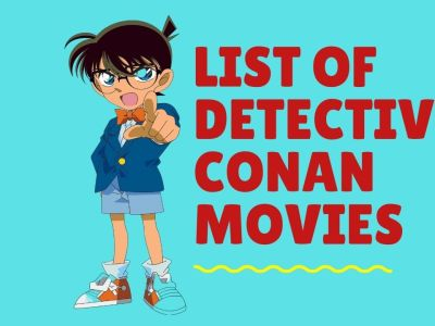 List of Detective Conan movies