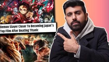 Shwetabh Gangwar On Demon Slayer & Anime Economy