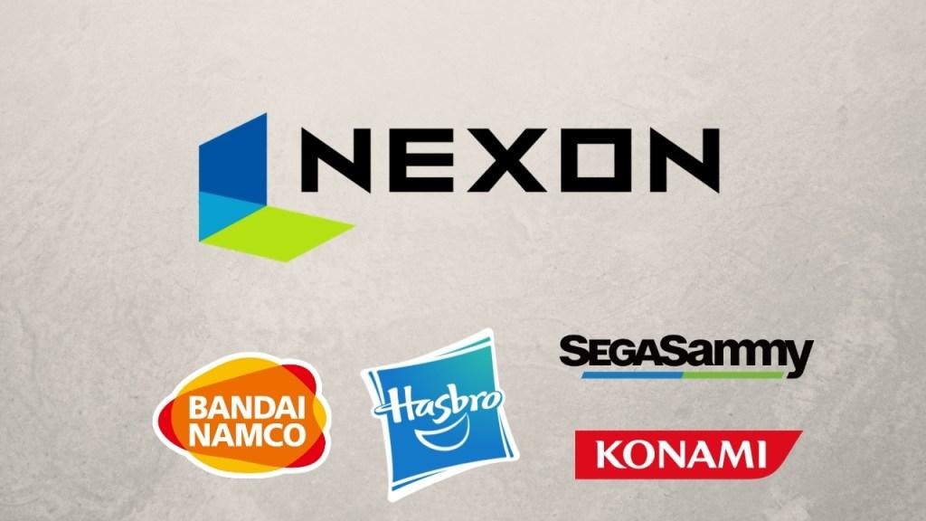Gaming Gaint Nexon Invests $874 Million In Bandai Namco, Konami & Sega Sammy
