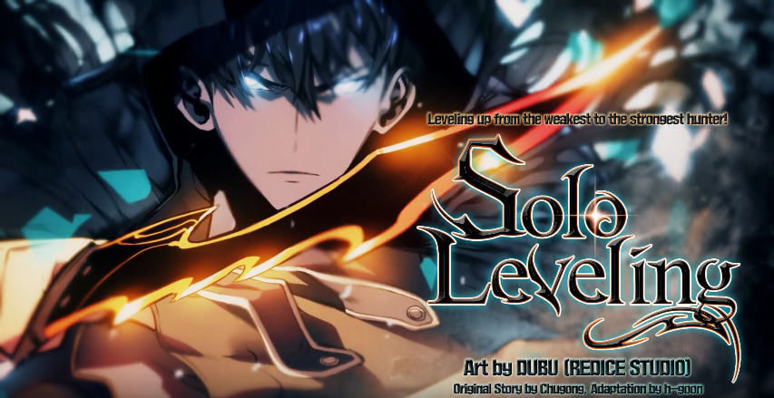Famous Webtoon Solo Leveling Gets Game, Drama & Film Adaptation