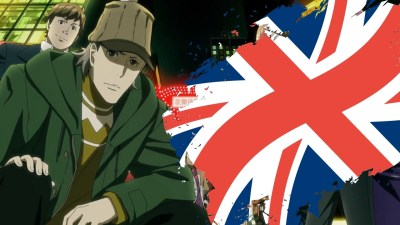 Top 5 British Anime Characters