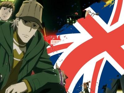 Top 5 British Anime Characters