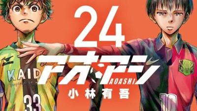 Aoashi Soccer Manga by Yūgo Kobayashi Gets 2022 TV Anime Adaptation