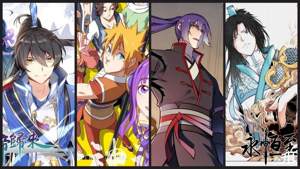 Top 10 Manhua/Manga Similar To Apotheosis!!