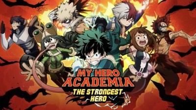 My Hero Academia: The Strongest Hero Smartphone Game Launches for iOS & Android