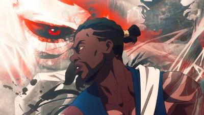 Netflix AnimeYasuke Gets Manga By Satoshi Okunishi