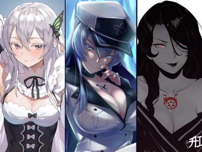 Top 10 Best Female Anime Villains Of All Time