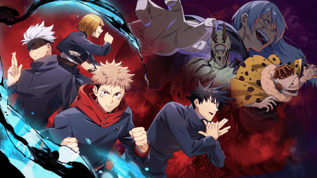 Mobile RPG for Jujutsu Kaisen Series Announced