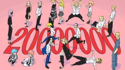 Tokyo Revengers Manga Has Crossed 25 Million Copies in Circulation