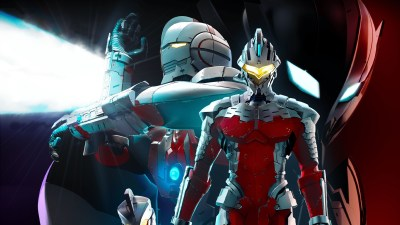 Season 2 of Ultraman Anime will Premiere on Netflix Next Spring