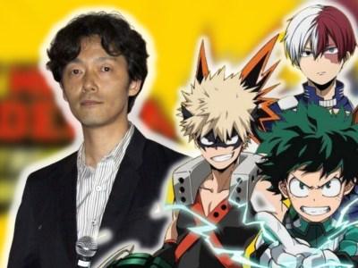 Shinsuke Satō Will Direct Hollywood Live-Action Adaptation of My Hero Academia