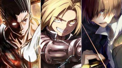 anime like full metal alchemist
