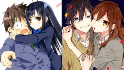 Top Anime Where the Popular Girl falls for an Unpopular Guy
