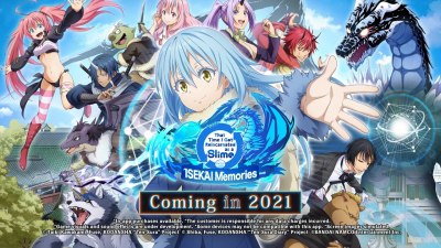 English Version for That Time I Got Reincarnated as a Slime Mobile Game Announced