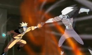 Naruto The Movie 2 Legends of the Stone of Gelel Subtitle Indonesia