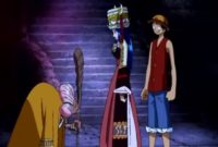One Piece Movie 5 - The Curse of the Sacred Sword