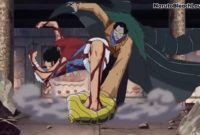 One Piece Movie 8 - Episode of Arabasta - The Desert Princess and the Pirates