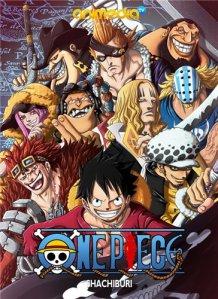 One Piece วันพีช ซีซั่น 11 หมู่เกาะชาบอนดี้