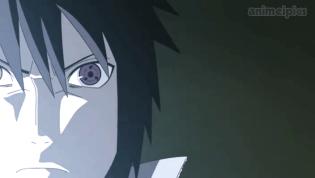 Sasuke's Anger