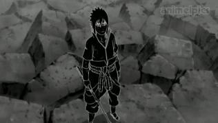 Danzo vs Sasuke