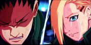 Ino and Shikamaru Crying
