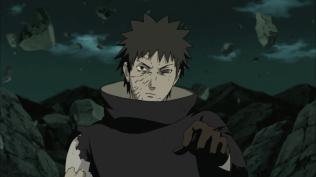 Obito without mask