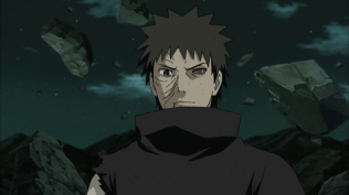 Mask guy is Obito