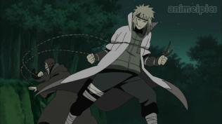 Minato vs Tobi(Madara)13-animeipics