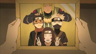 Minato's team Members