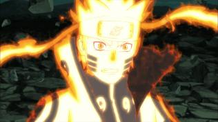 Naruto's look