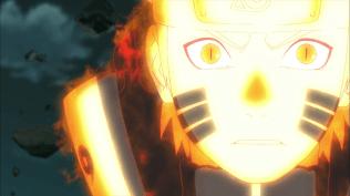 kurama mode Naruto