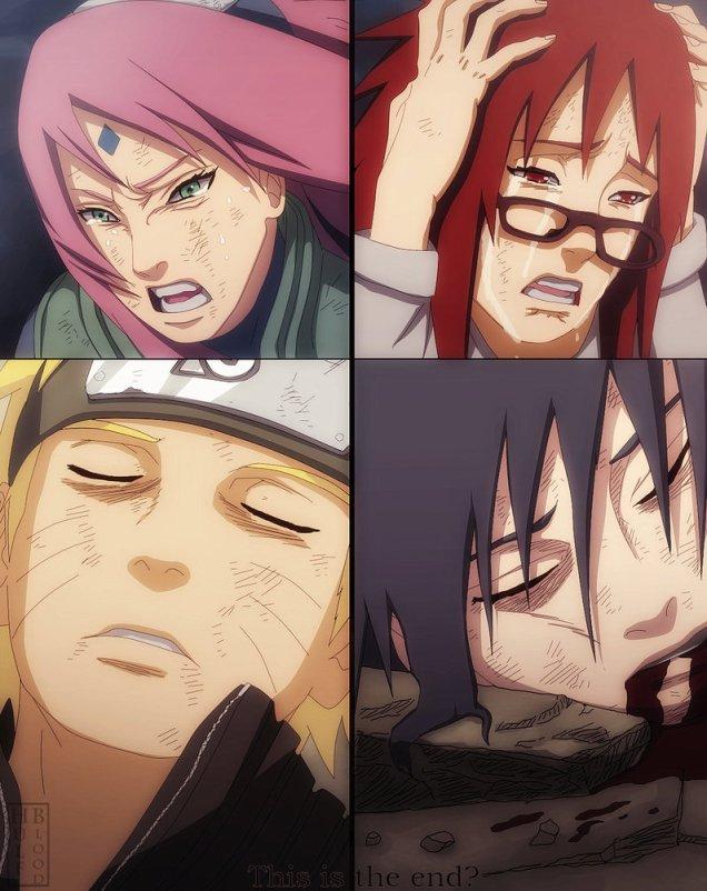 Dead Sasuke