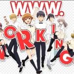 WWW.WORKING!! 【概要・あらすじ・主題歌・登場人物・声優】