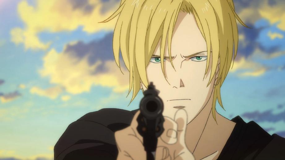 Image result for banana fish anime
