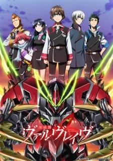 Kakumeiki Valvrave 2nd Season 11