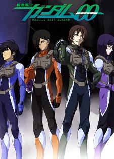 Mobile Suit Gundam 00 11