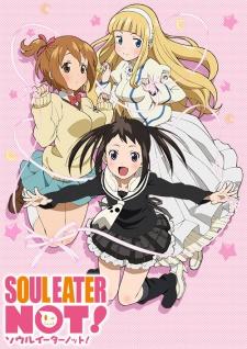 Soul Eater NOT! 41