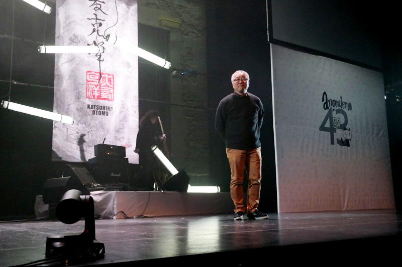 Katsuhiro Otomo continue de travailler sur son prochain manga